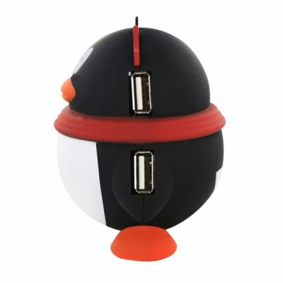 Аксессуар CBR USB-концентратор mf 400 Pingui
