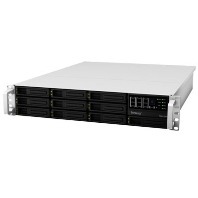 ������� ��������� Synology (Rack 2U) RS3412xs