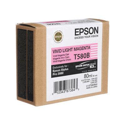 Картридж Epson Magenta/Пурпурный (C13T580B0)