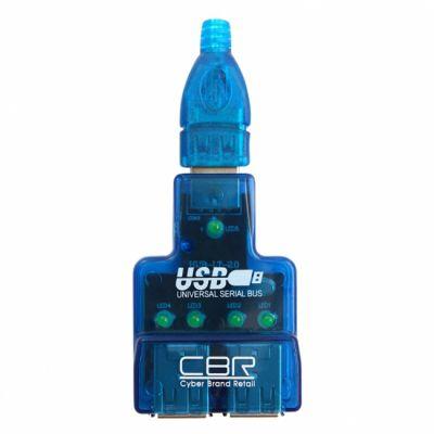 Аксессуар CBR USB-концентратор ch 125