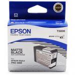 Картридж Epson Matte Black/Матовый Черный (C13T580800)