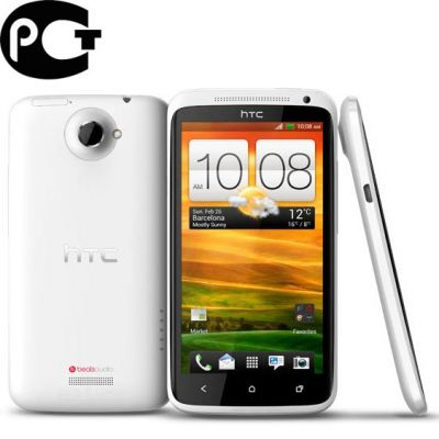 Смартфон, HTC One X 16Gb White