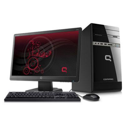 """Комплект HP Десктоп Compaq CQ2801ERM + Монитор LV2011q 20"""" B7J40EA"""