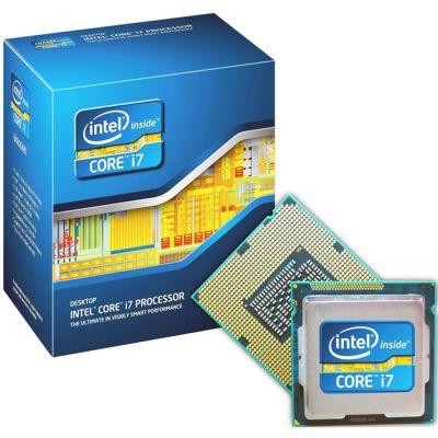 Процессор Intel Socket 1155 Core i7-2600K (3.40GHz/8Mb) box BX80623I72600KSR00C