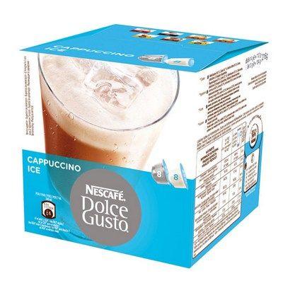 Nescafe капсулы для кофеварки Dolce Gusto Ice cappuccino