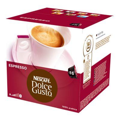 Nescafe капсулы для кофеварки Dolce Gusto Espresso