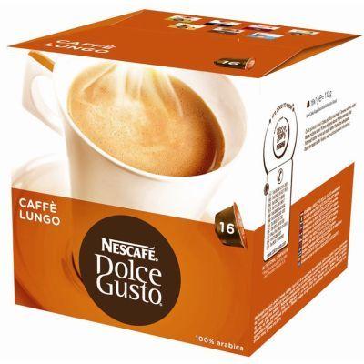 Nescafe капсулы для кофеварки Dolce Gusto Lungo
