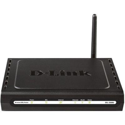 ����� ������� D-Link DSL-2600U