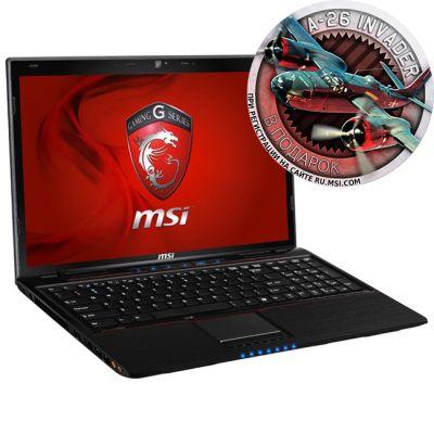 Ноутбук MSI GE60 0NC-244X