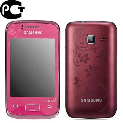 Смартфон, Samsung Galaxy Y Duos GT-S6102 Romantic Pink