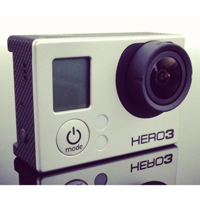 ���� ������ GoPro HD HERO3 Silver Edition CHDHN-301