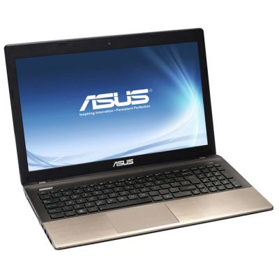 Ноутбук ASUS K55A (X55A) Brown 90N89A614W6712RD13AY