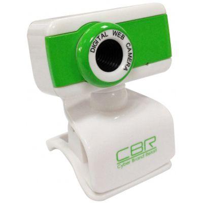 Веб-камера CBR cw 832M Green