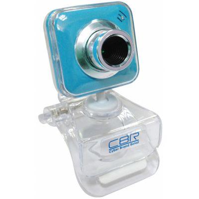 Веб-камера CBR cw 834 M Blue