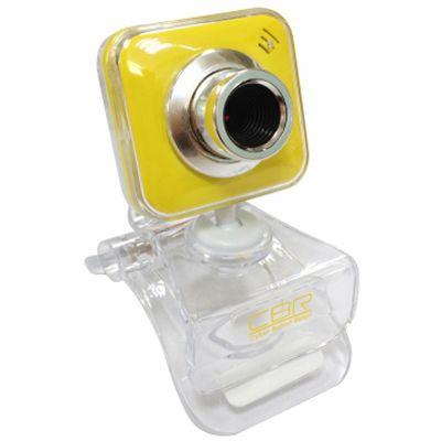���-������ CBR cw 834 M Yellow