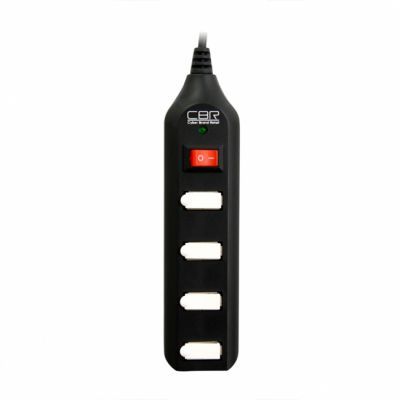 Аксессуар CBR USB-концентратор ch 165
