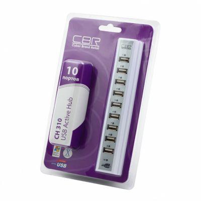 Аксессуар CBR USB-концентратор ch 310