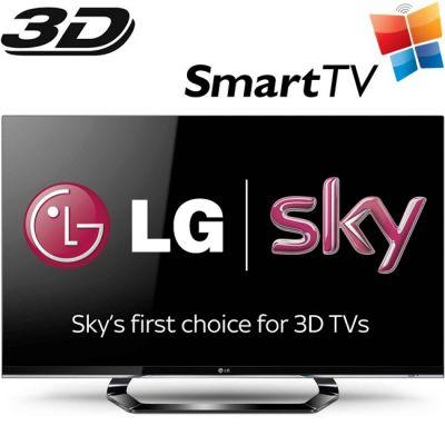 Телевизор LG 32LM660T