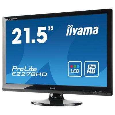 Монитор Iiyama ProLite E2278HD-GB1