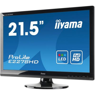Монитор Iiyama ProLite E2278HSD-GB1