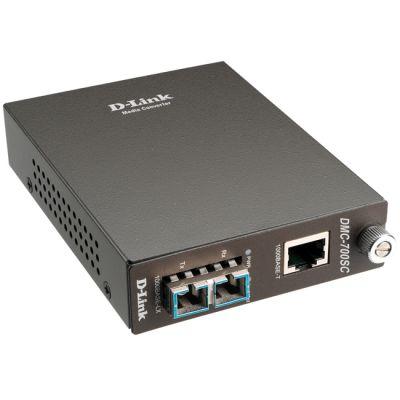 D-Link Медиаконвертер DMC-700SC