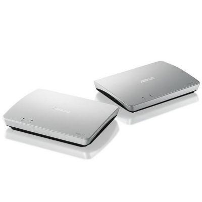 ASUS ���������� �������������� ������� Wireless extender HDMI+2xUSB (5GHz, 25met) WAVI/SB/EU