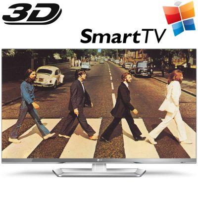 Телевизор LG 47LM669T