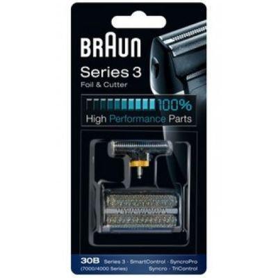 Braun режущий блок Series3 30B