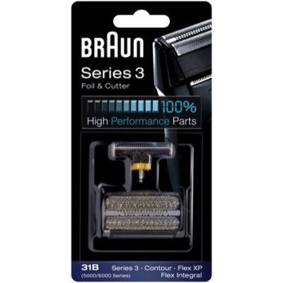 Braun режущий блок Series3 31B