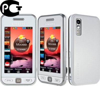 Телефон, Samsung GT-S5230 Snow White