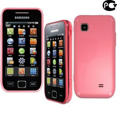��������, Samsung Wave 525 GT-S5250 Romantic Pink