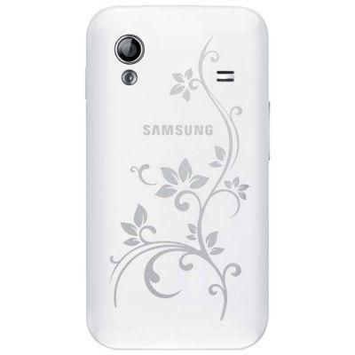 Смартфон, Samsung Galaxy Ace GT-S5830i La Fleur White