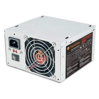 Thermaltake блок питания Litepower 430W, atx, 80mm, apfc, 3*SATA, oem W0095E