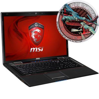 Ноутбук MSI GE70 0ND-096X