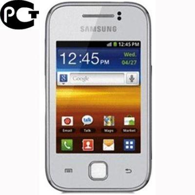 Смартфон, Samsung Galaxy Y GT-S5360 Pure White