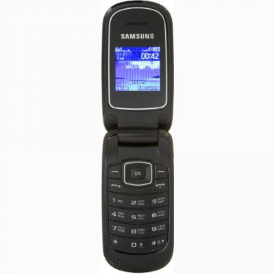 Телефон, Samsung GT-E1150 Titanium Silver