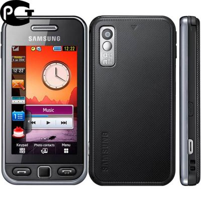 Телефон, Samsung GT-S5230 Noble Black