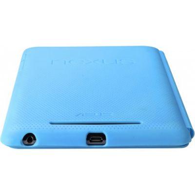 Чехол ASUS Travel Cover, для Nexus 7, голубой 90-XB3TOKSL000A0-