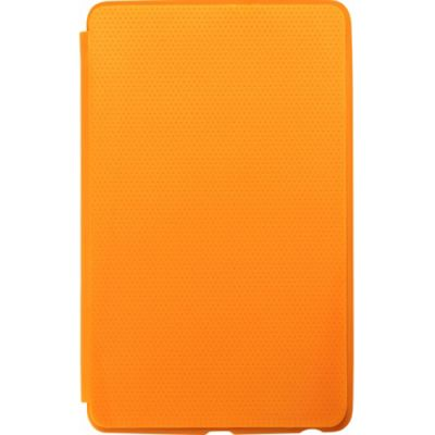 Чехол ASUS Travel Cover, для Nexus 7, оранжевый 90-XB3TOKSL000C0-