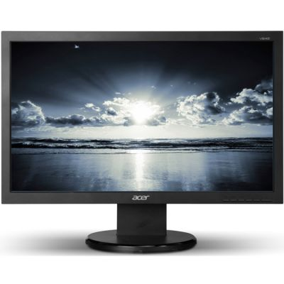 Монитор Acer V243PWLYMD BK/GR ET.FV3WE.013