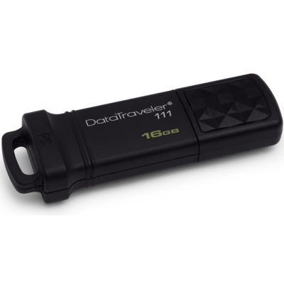 Флешка Kingston Data Traveler 111 Retail DT111/16GB
