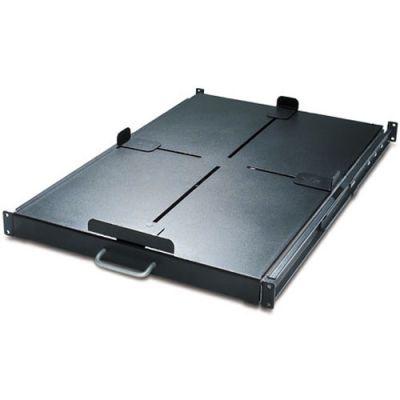 APC ����� Sliding Shelf - 200lbs Black AR8128BLK