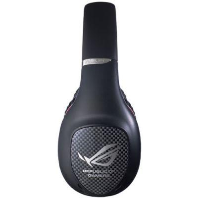 Наушники с микрофоном ASUS rog Gaming Headset VULCAN-ANC/BLK