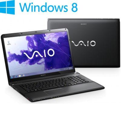 Ноутбук Sony VAIO SV-E1712T1R/B