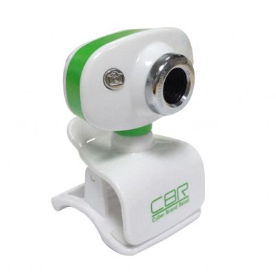 Веб-камера CBR cw 833M Green