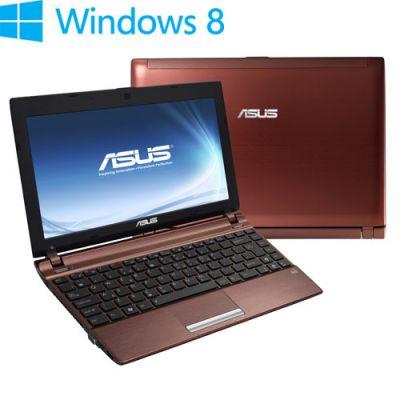 Ноутбук ASUS U24A Red 90NTEA124W15325813AY
