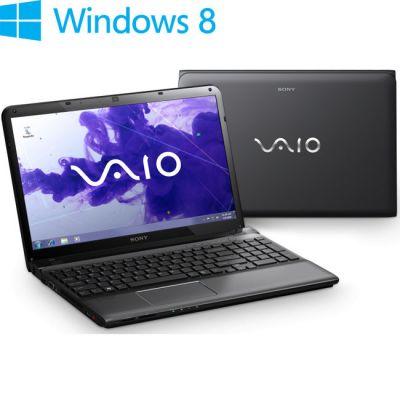 Ноутбук Sony VAIO SV-E1512G1R/B