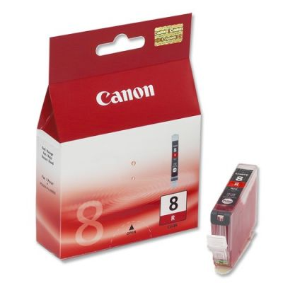 ��������� �������� Canon bj cartridge CLI-8 red 0626B001