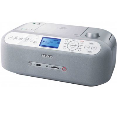Sony ZS-R100CP Бумбокс с функциями записи и воспроизведения с USB / карт sd ZSR100CP.CET