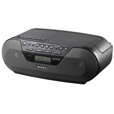 Sony S07CP Цифровой проигрыватель кассет и компакт-дисков c радиоприемником CFDS07CP.CET